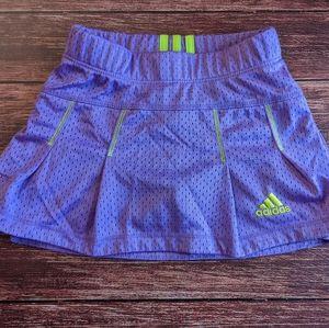 adidas skort Purple